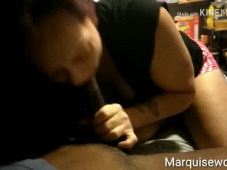 Sandycheeksxxx gets creampied by Marquisewoods3x(Snippet)