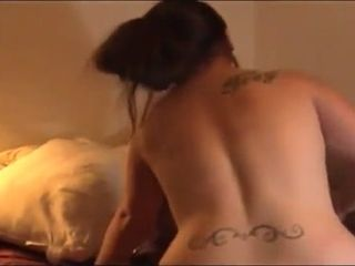First-timer wifey get 2 big black cock creampies