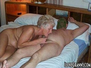 ILoveGrannY inferior Compilation for adult Pics