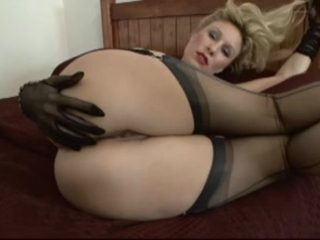 Saffy in FF Stockings