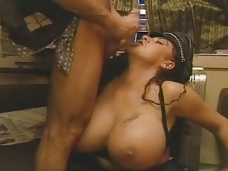 Tiziana Redford - Anal in the train