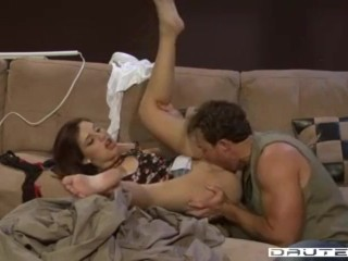 DAUTEAPA - Step daughter-in-law disciplined By Step daddy