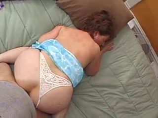 Older engulfing and fucking