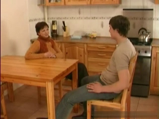 married milf gets hardcore fucked deep by a younger man
