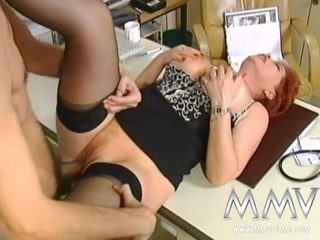 MMVFilms Video: Doctor Checks Her Out With His Cock