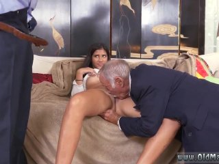 Bree olson old guy and old hairy mothers