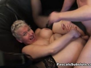Scarla in Annihilated In Front Of Cuck husband - PascalsSubSluts
