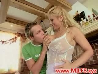 Mother to Boy Free Funny Porn Video more MILF8.XYZ