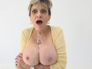 Shoot All Over My phat milf porn udders
