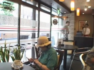Cafe sexual connection