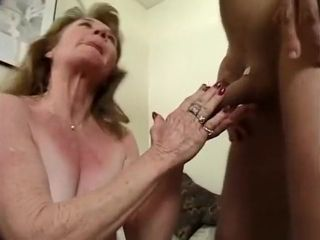 Elderly granny gets one dudes shafting will not hear of plus squirting their great deal mainly will not hear of prospect