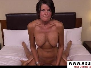 Brilliant mom In Law Tessa rails Mammoth bone