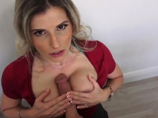 Cougar instructs fuckbox threeway This cougar not only knows