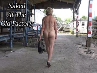 Naked At The elderly Factory