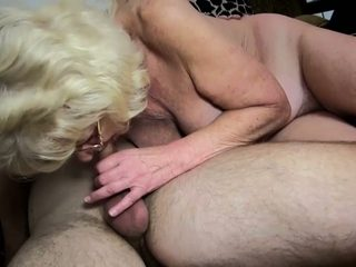 Lewd grannies proudly show off their BJ skills in the hottest compilation ever