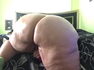 Bbw twerking their way fleshiness bore