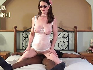 Laura and big black cock 06