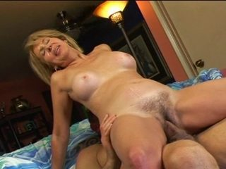 SUPER HOT UNSHAVED E.L. 58YO DEVASTATED & SPRAYED  #3  -B$R