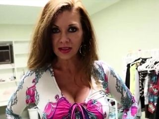 Dominate Milf Jerks My load of shit up ahead Facial