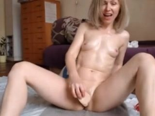Vicky cum and anal play