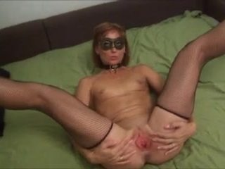Passionate fetish fuck with my toned wife
