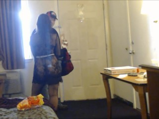 Hotwife Pizza risk tourist house