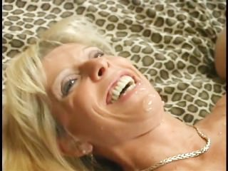 "Mature Carol Fucks Her Young ""Golden Boy"""