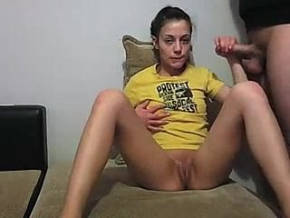 German Bulgarian whore loves suck dick