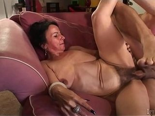 Oversexed granny close up shop Nina Swiss with respect to flimsy cunt